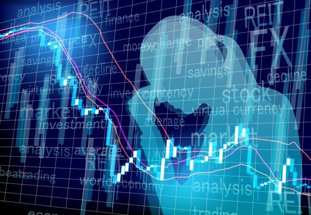ついに株価下落して金が高騰か!?リスクオフの動きを投機筋から解説!【株・金・FX】