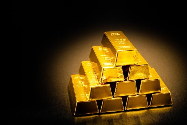 【商品先物】これから金(ゴールド)が落ちる!?まだリスクオンは続く見通しか!?