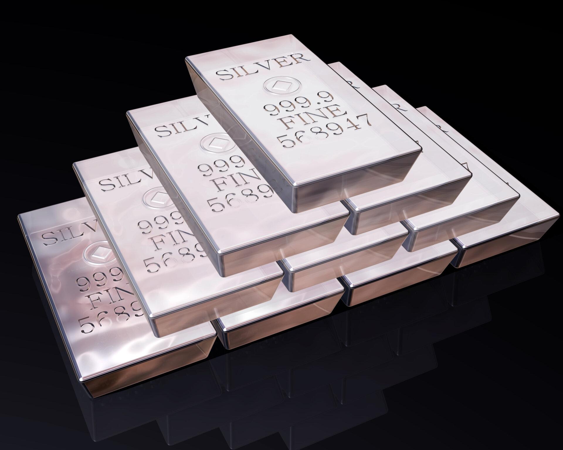 銀(シルバー)の需要が激増して高騰か!?供給不足とアメリカ造幣局が発表!