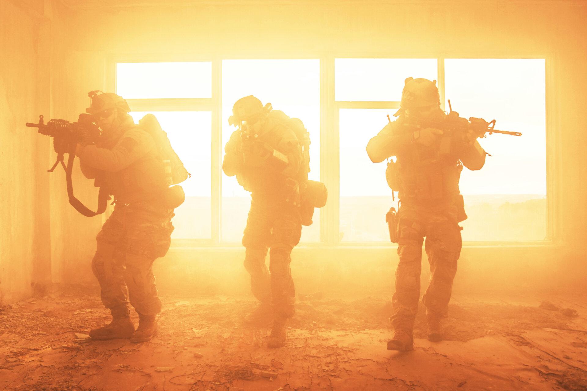 第三次世界大戦がトレンド入りへ!米特殊部隊200万人がヨーロッパ配置へ。
