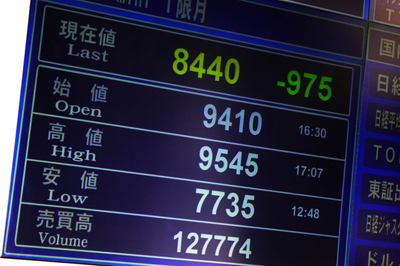 【株・FX・初心者】株価暴落に関して機関投資家からも動きが見えてきた!?投機筋チャートから解説!